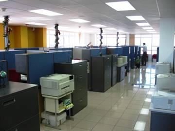 Sistemas modulares de oficina por ibo bonilla obra for Oficinas modulares
